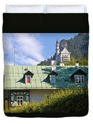 Castle 3 Duvet Cover
