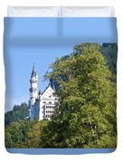 Castle 4 Duvet Cover