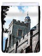 Castle Duvet Cover