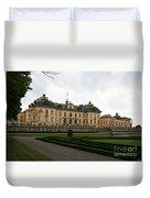 Castle Drottningholm  Duvet Cover