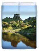 Castle Ewan With Reflection Duvet Cover