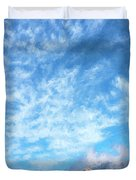 Castle Geyser Yellowstone Np Photo Painting_grk7577_05262018 Duvet Cover