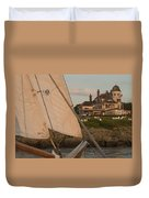 Castle Hill Duvet Cover
