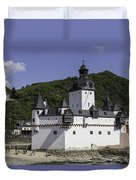 Castle Pfalz Duvet Cover