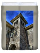 Castle Rock Elementary School Duvet Cover