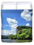 Castle Rock - Pembroke Virginia Duvet Cover
