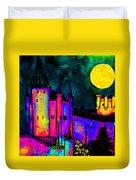 Castle Segovia Duvet Cover