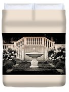 Castle Stairs Duvet Cover