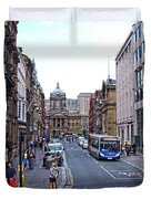 Castle Street - Liverpool Duvet Cover