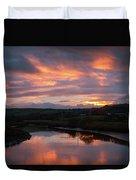 Castlemaine December Dawn Duvet Cover