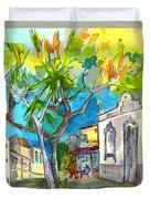 Castro Marim Portugal 14 Bis Duvet Cover