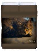 Cat 2 Duvet Cover