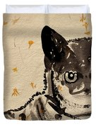Cat 3 Duvet Cover