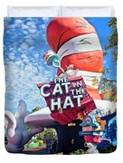 Cat In The Hat Series 2999 Duvet Cover