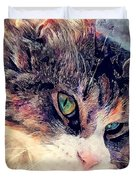 Cat Jasper Duvet Cover