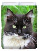 Cat Lawrence Duvet Cover