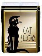Cat Show - Frame 5 Duvet Cover