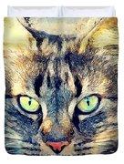 Cat Simba Duvet Cover