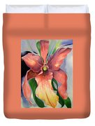 Catalya Orchid Duvet Cover