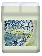 Catch And Release Duvet Cover