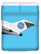 Catch Me If You Can - Alternative Movie Poster Duvet Cover