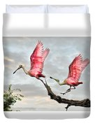 Catch Me If You Can Duvet Cover