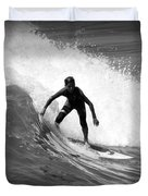Catching A Wave Duvet Cover