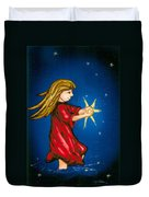 Catching Moonbeams Duvet Cover