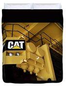 Caterpillar 797f Mining Truck 02 Duvet Cover