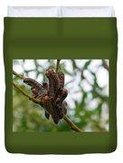 Caterpillar Group Hug Duvet Cover