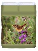 Caterpillar Reborn Duvet Cover