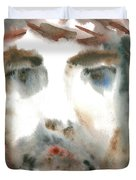 Catharsis Duvet Cover
