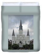 Cathedral Church Duvet Cover