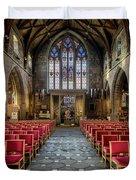 Cathedral Entrance Duvet Cover