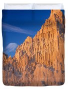 Cathedral Mounds Duvet Cover