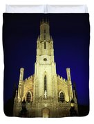 Cathedral Of The Assumption, Carlow, Co Duvet Cover