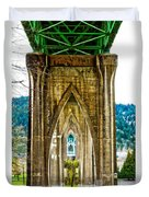 Cathedral Park Duvet Cover