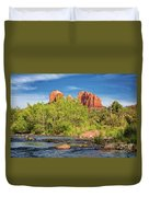 Cathedral Rock 313 Duvet Cover
