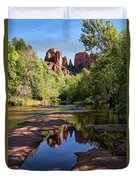 Cathedral Rock Of Sedona Duvet Cover