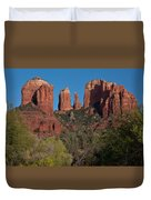 Cathedral Rock  Duvet Cover