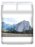 Cathedral Rocks Duvet Cover