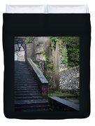Cathedral Stairs Duvet Cover