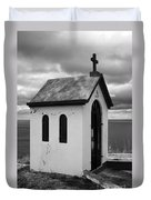 Catholic Chapel Duvet Cover