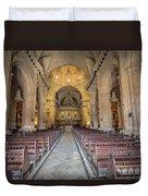 Catholic Church Duvet Cover