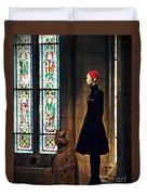 Catholic Imagination Fashion Show 2  Duvet Cover