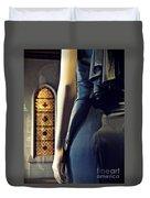 Catholic Imagination Fashion Show 5    Duvet Cover