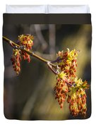 Catkin Time 4 Duvet Cover