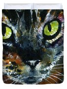 Cats Eyes 16 Duvet Cover