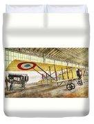 Caudron G3 - Vintage Duvet Cover