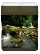 Cauldren Falls Duvet Cover